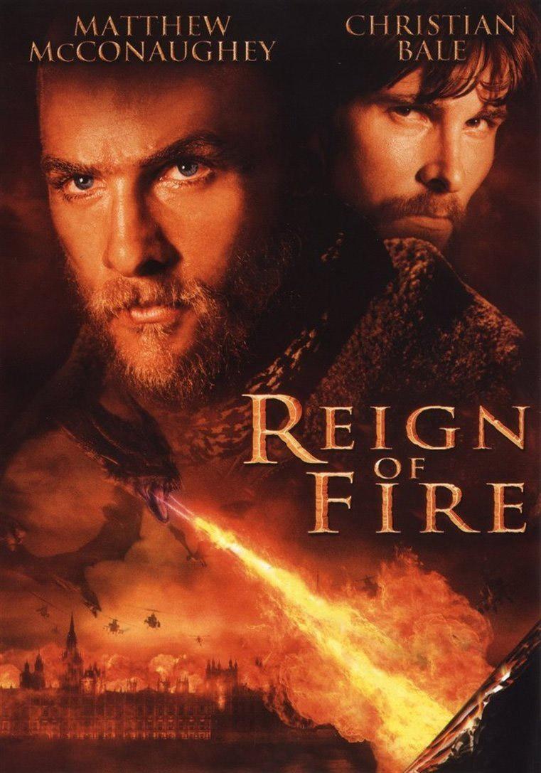 reign of fire christian bale
